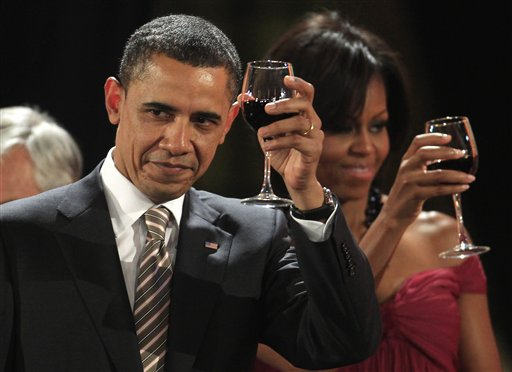 What Wines Do the Obama's Drink?