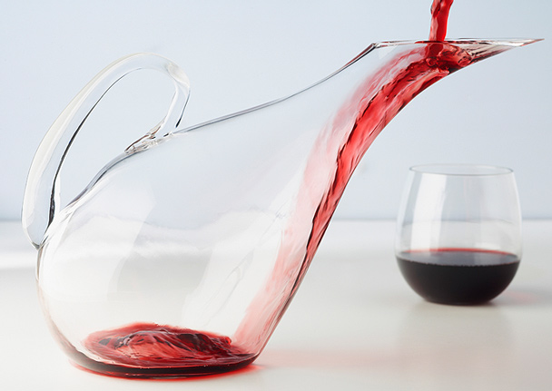 Decanting Wine: The Science, The Myth and The Realty