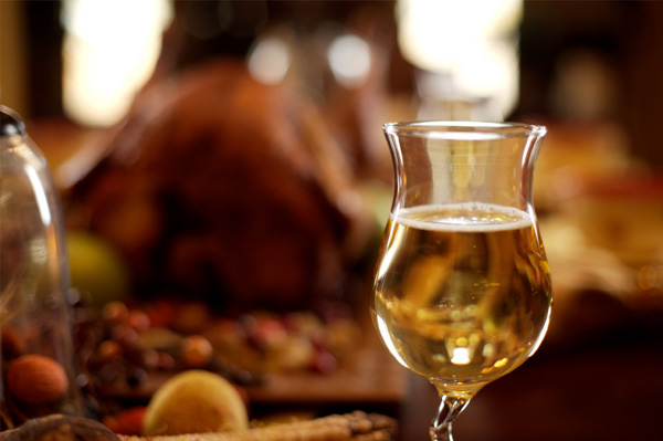 Choosing Thanksgiving Wine