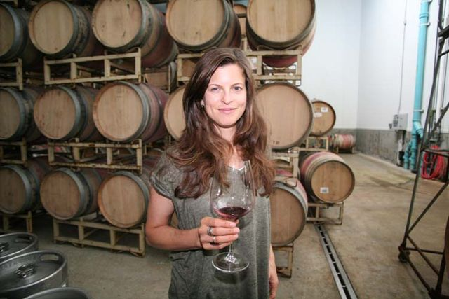 The Door Opens to Women Winemakers