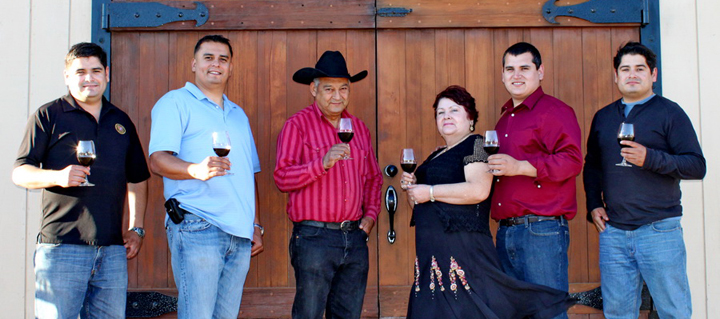 Robledo Family Winery