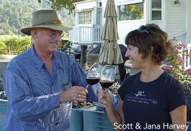 Scott Harvey Wines