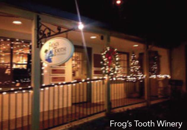 Frogs Tooth Winery