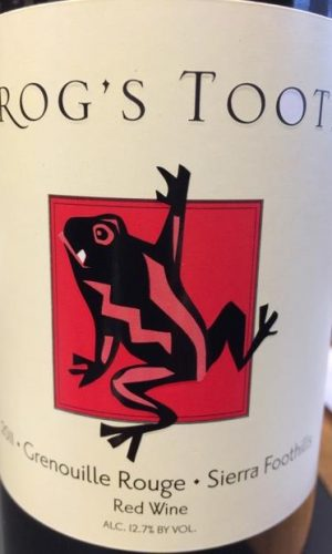 frogs-tooth-grenouille-rouge