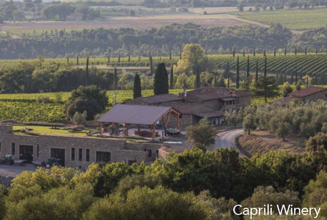 Caprili Winery