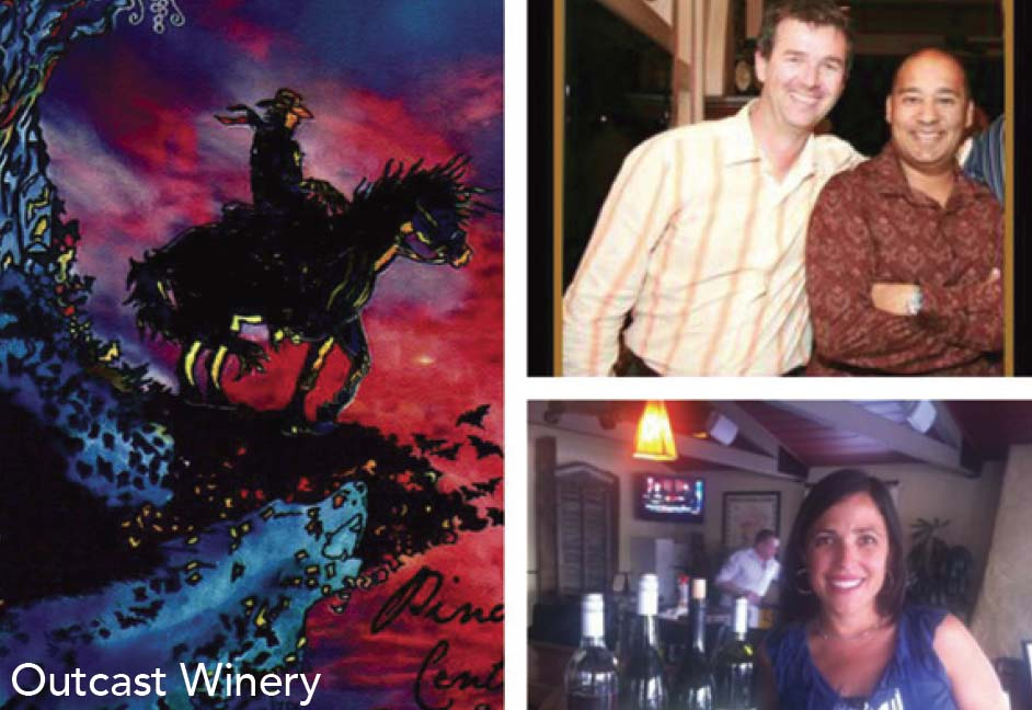 Outcast Winery