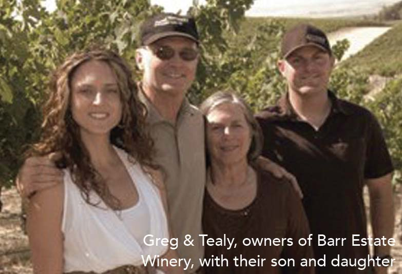 Barr Estate Winery