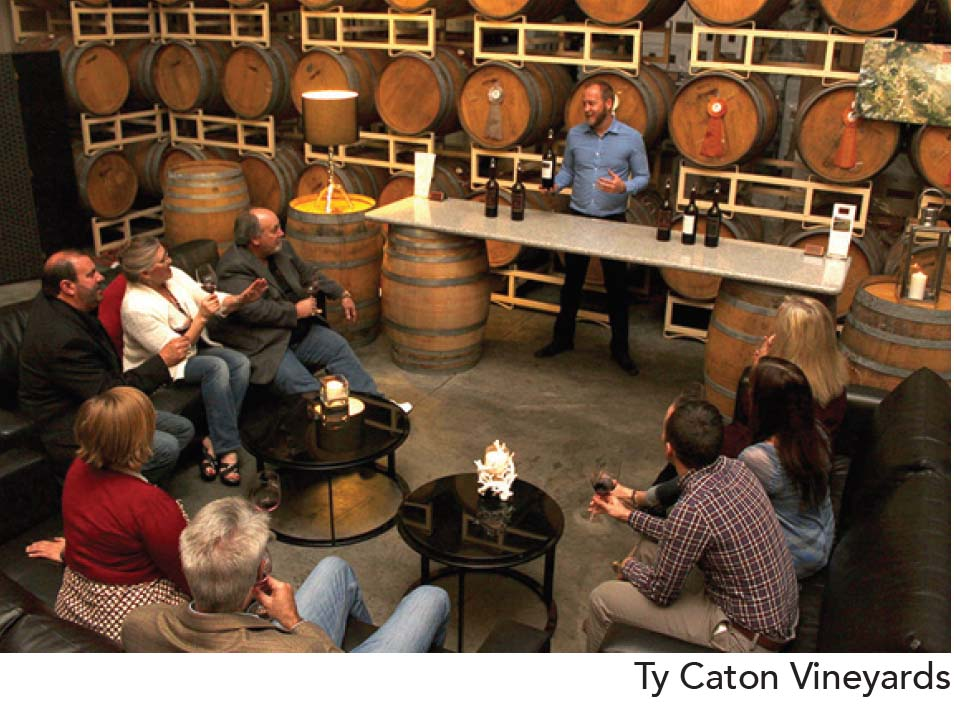 Ty Caton Vineyards
